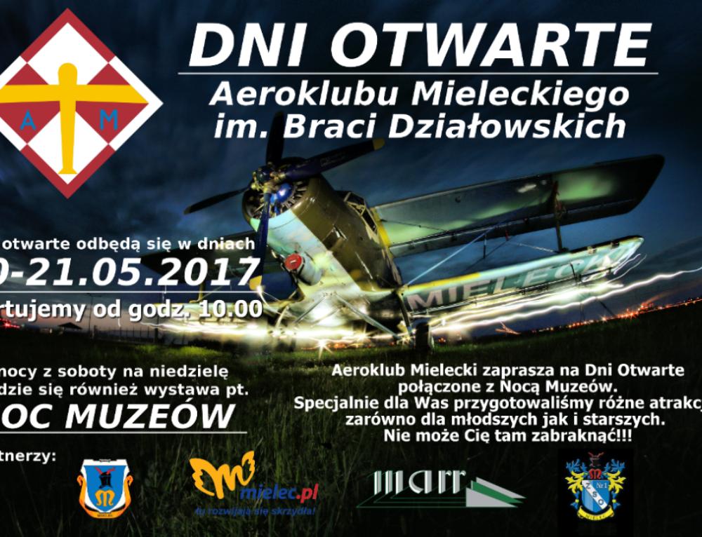 Dni Otwarte Aeroklubu Mieleckiego im. Braci Działowskich